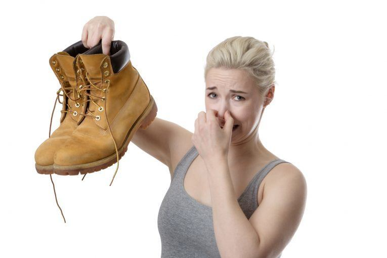Smelly-work-boots