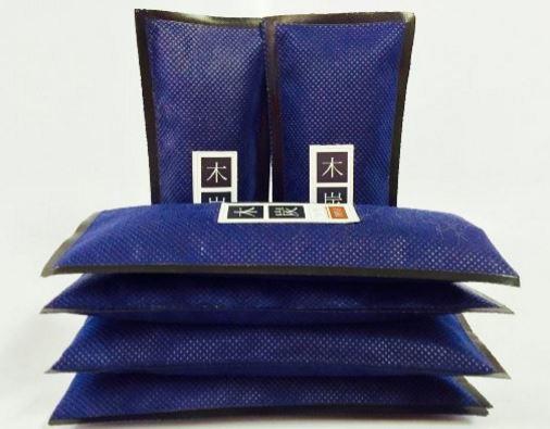 Charm Natural 6x50g Air Purifying Bags