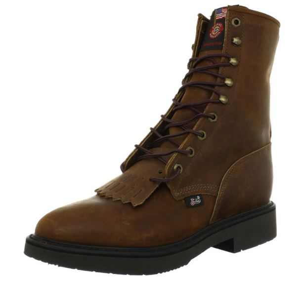 Justin Original Work Boots Mens Double Comfort Work Boot