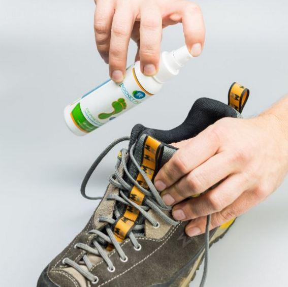 RocketPure Natural Foot Deodorant Spray