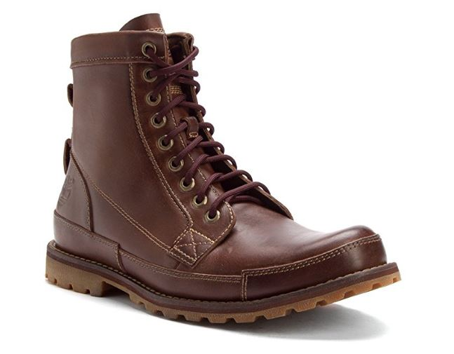 timberland earthkeepers original leather 6 inc boot