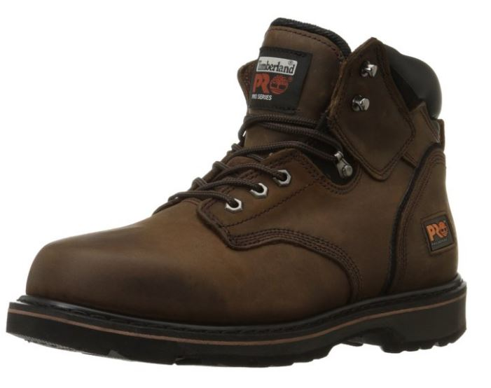 timberland pro pitboss 6 soft toe boot