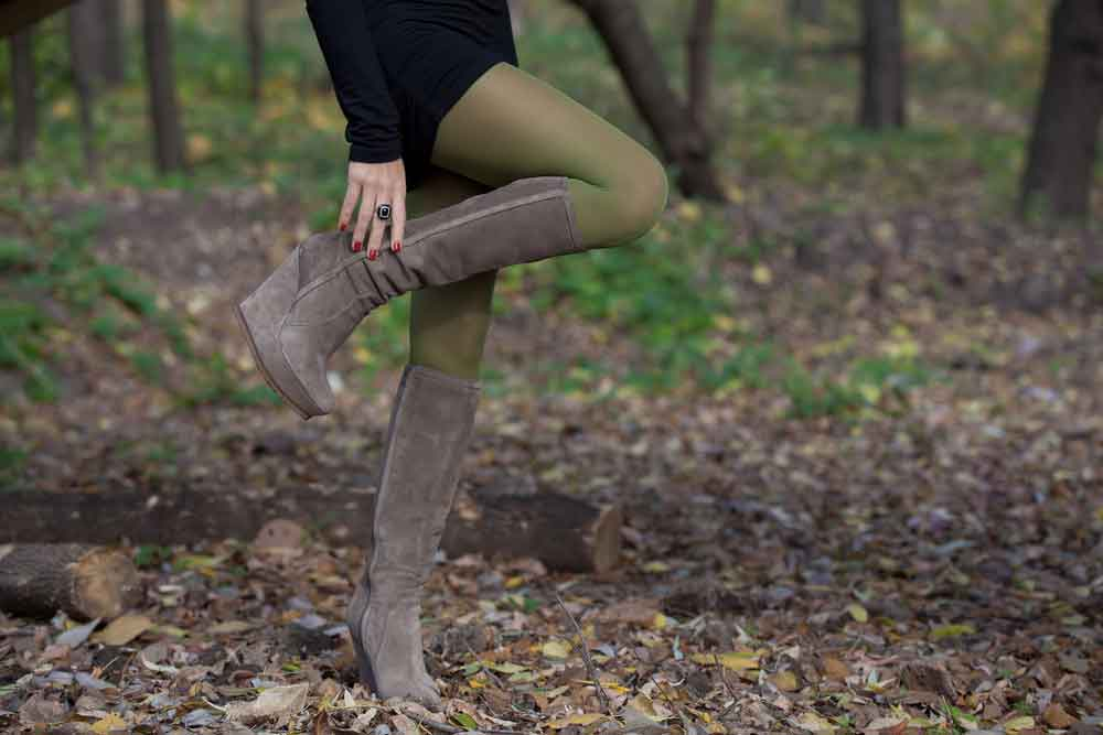 18c42d160d1 7 Ways To Keep Boots From Slouching (At The Ankle)