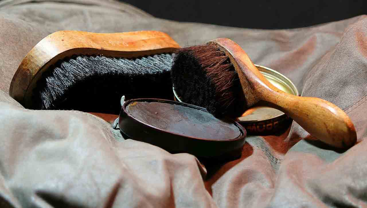 leather boot polish