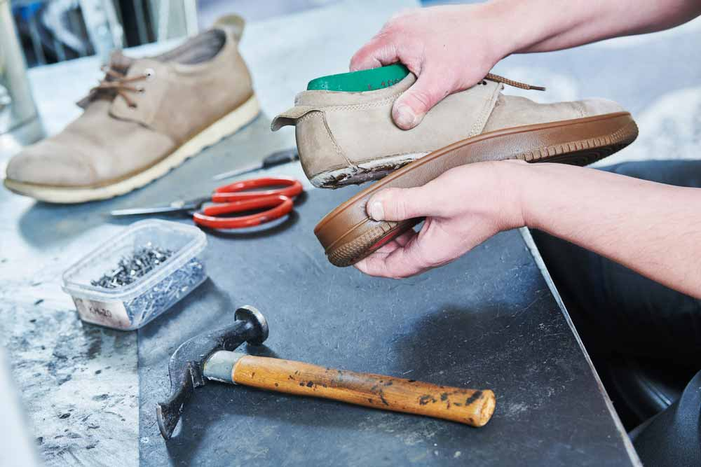 best glue for shoes