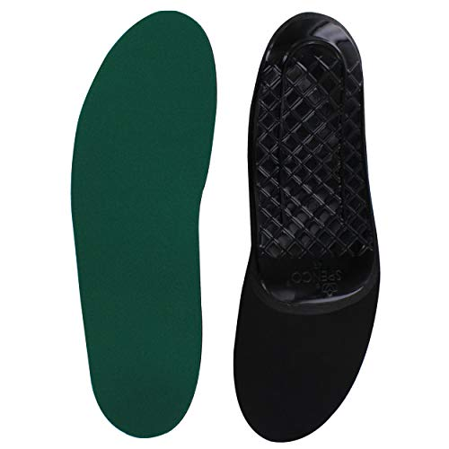 22576a9239 These insoles come in eight different sizes for men and women, from size 3  up to 16. At ¼-inch thick at the heel, these are a good option when boots  are ...