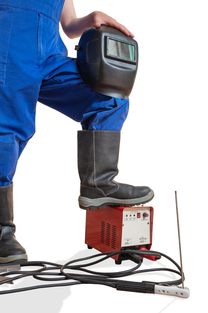 welders footwear
