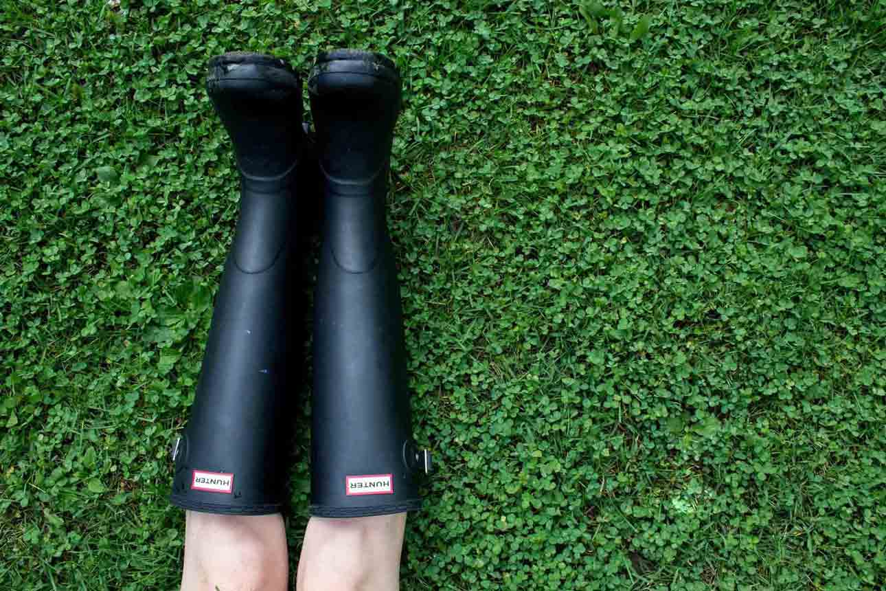 hunter boots sizing