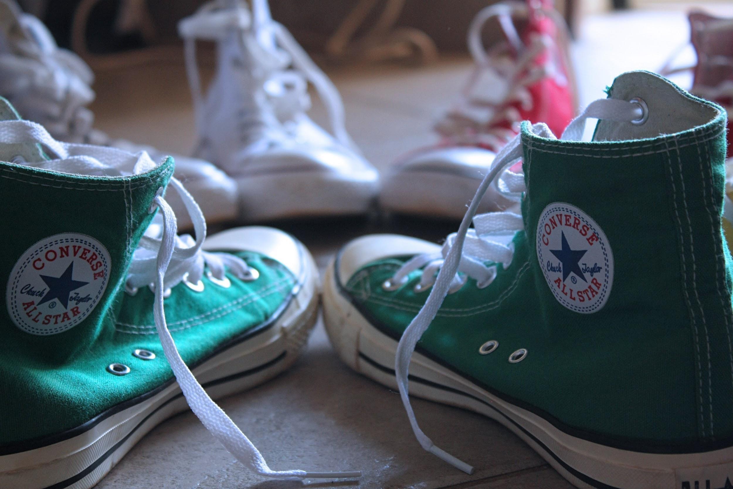 all star converse shoe org