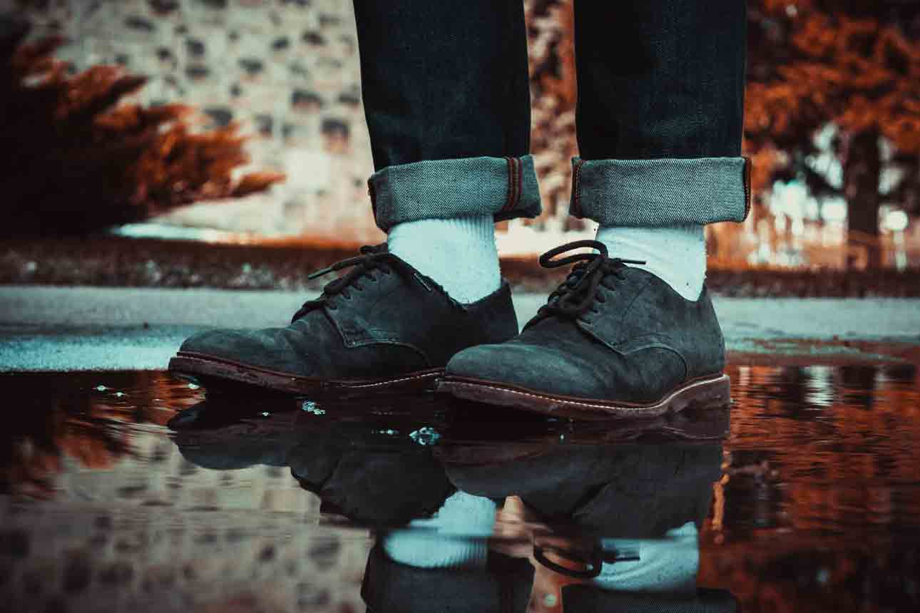 caring for your suede shoes