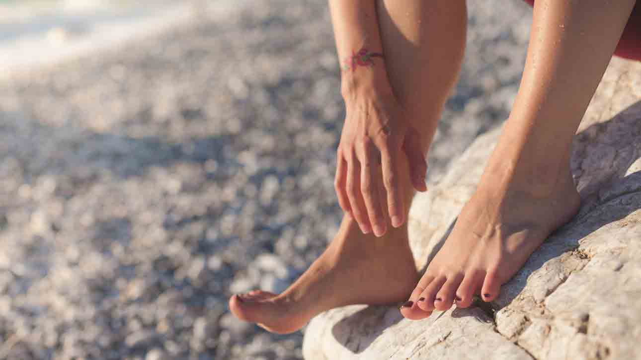 how does memory foam support your feet