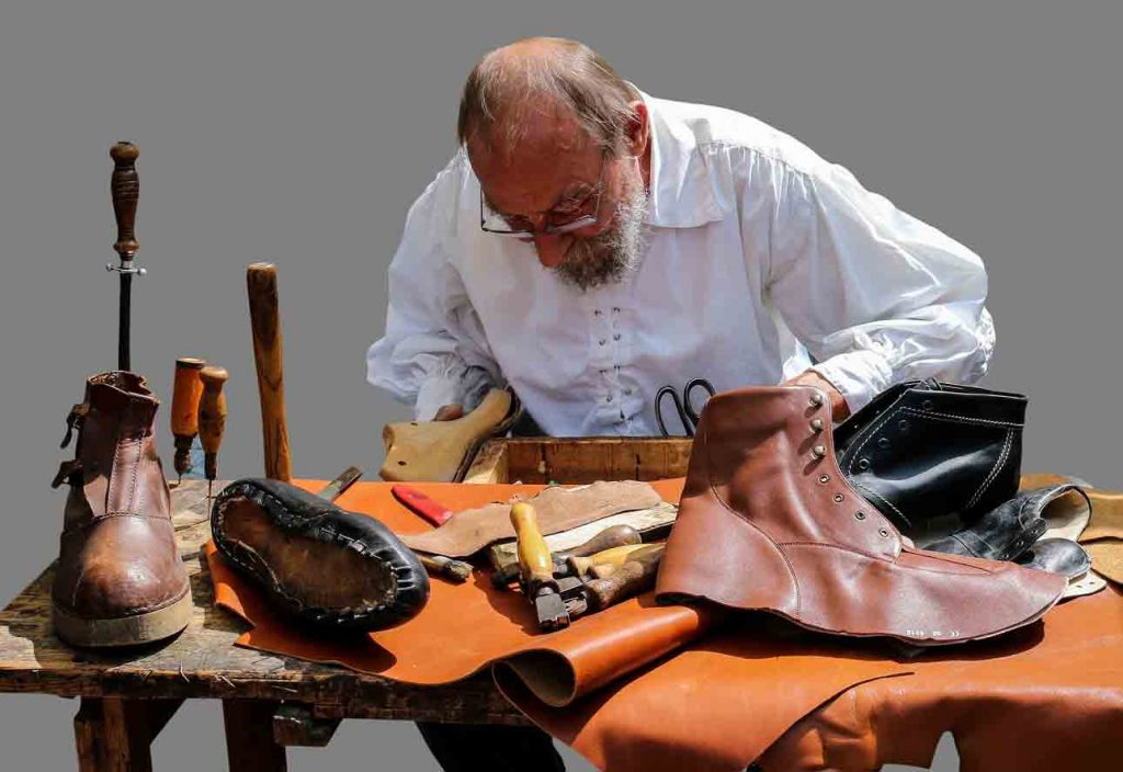 how to repair leather shoes with torn leather