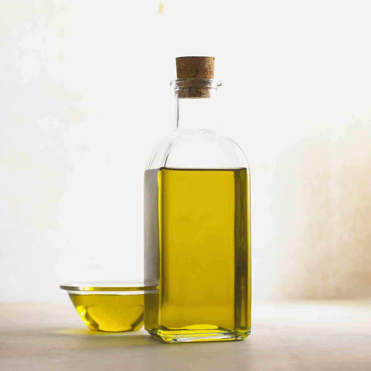 olive oil for Shine Shoes Without Polish