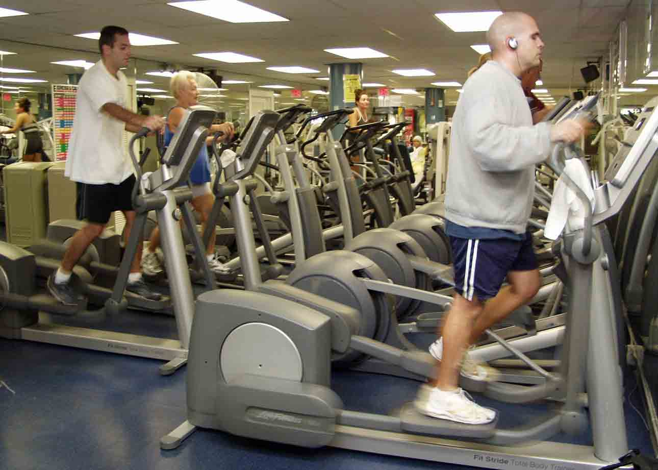 best shoes for elliptical machines