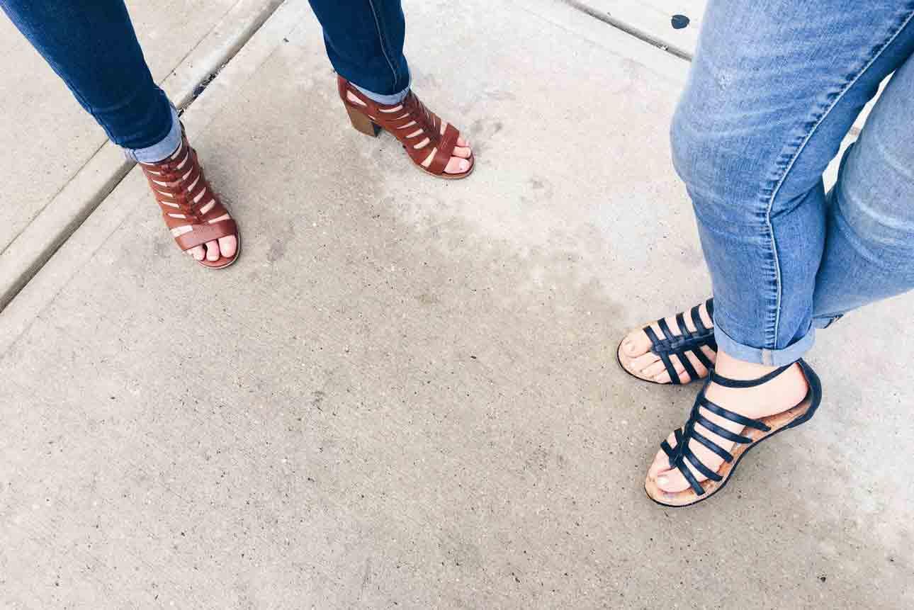 Wide Toe Box and Narrow Heel
