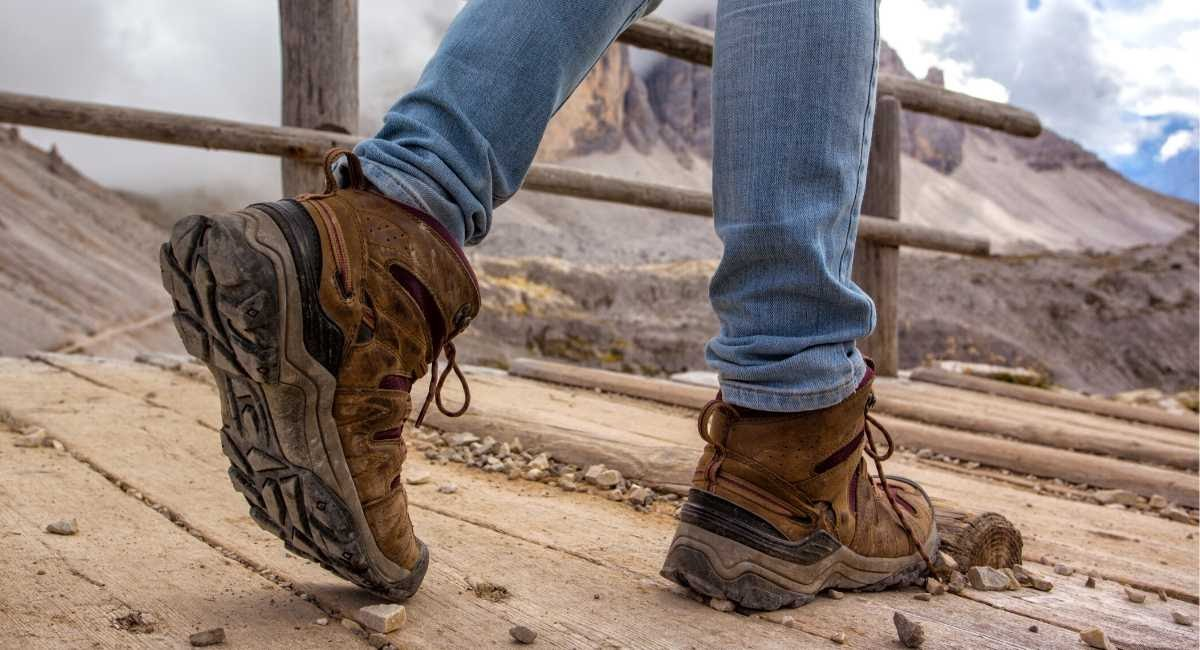 Boots for hard trips