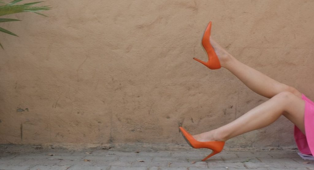 pick shoes