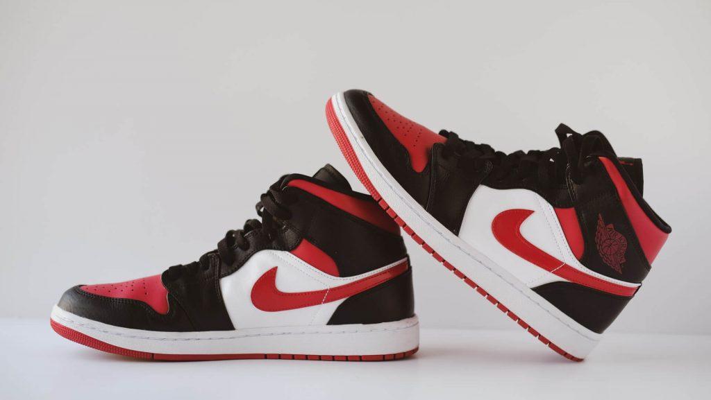 Air Jordan 1 Noble Red